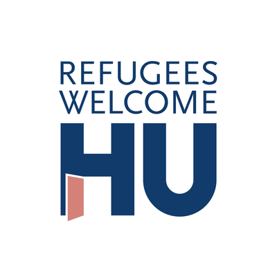 Logo Refugees Welcome HU